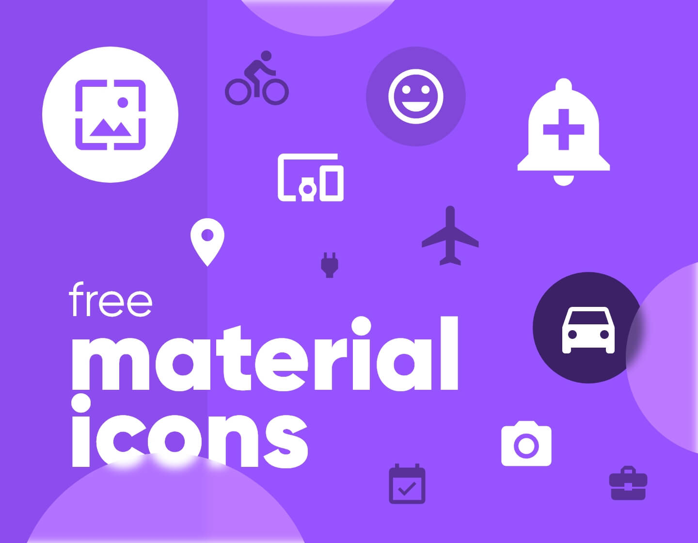 Free Material UI Icons