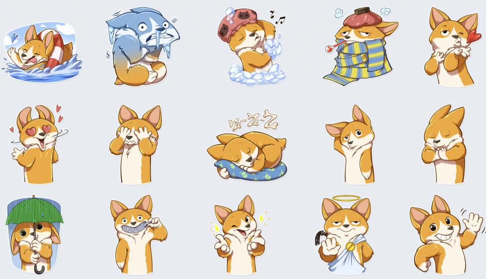 Really Good Character Design - Adorable Dog Character