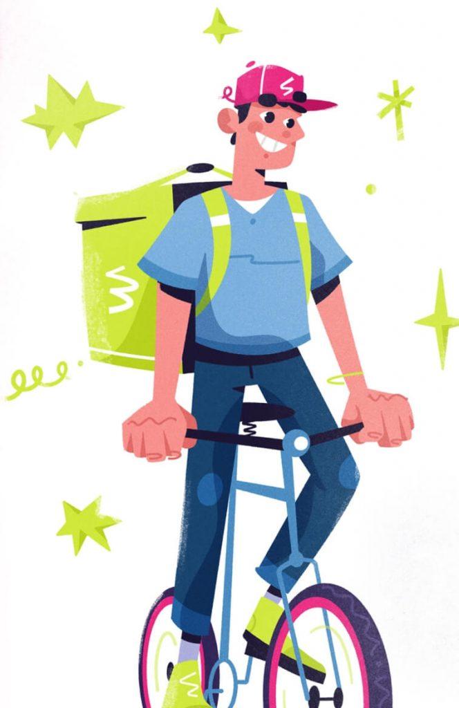 Really Good Inspirational Character Design - Young Boy Teenage Character