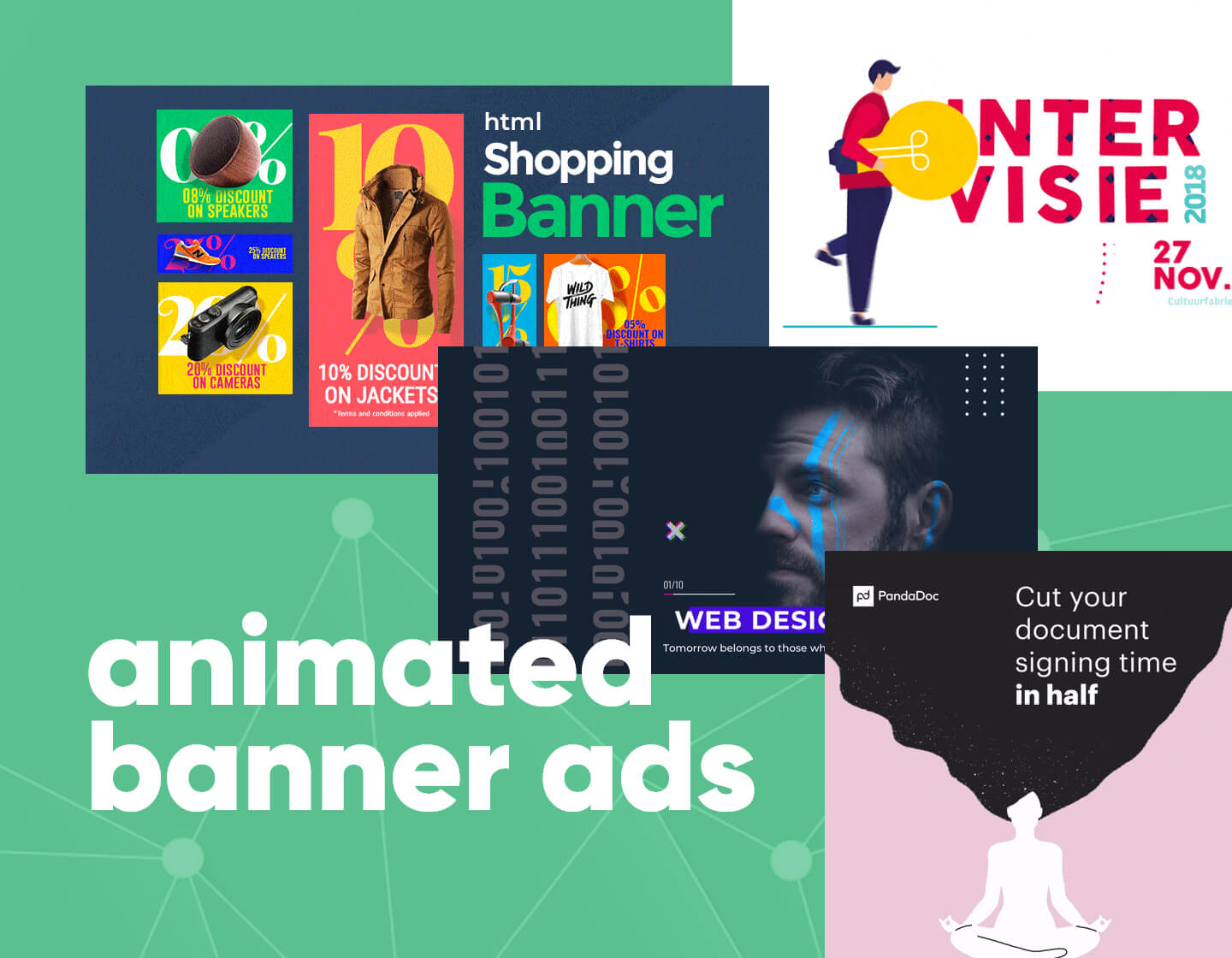The Best Animated Banner Ads Examples
