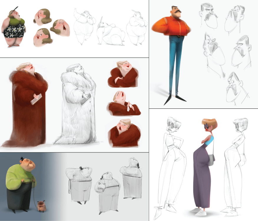 Character Design Example 23