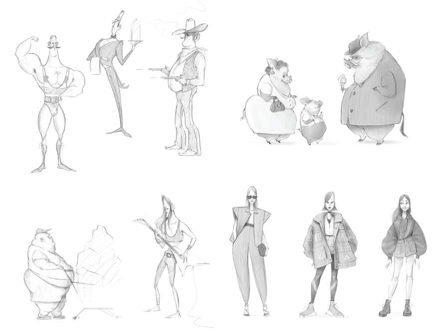 Character Design Example 22