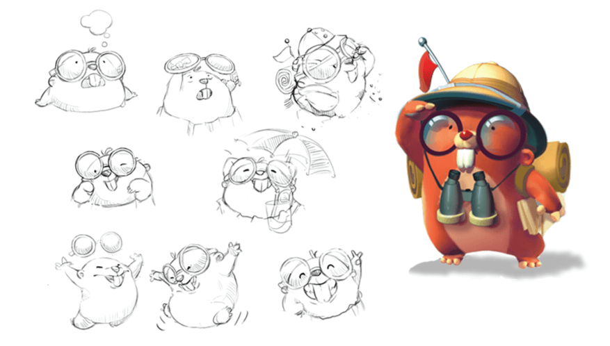 Character Design Example 17