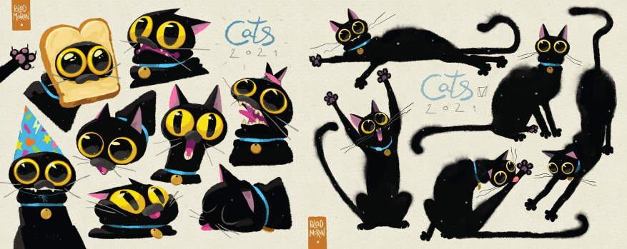 Character Design Example 07